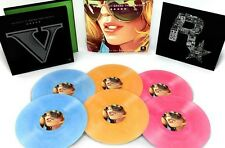 The Music of Grand Theft Auto V 5 Soundtrack Collection Box Set  Vinyl LP SEALED