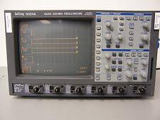 7904 LECROY 9304A QUAD 200 MHZ / 100 MS/S 50 KPTS / CH OSCILLOSCOPE