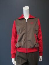 COMME DES GARçONS polyester   top / jacket   NEW with TAG  size L khaki & red