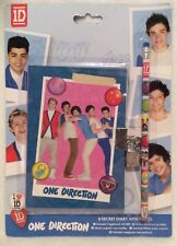 One Direction- Secret Diary With Pencil - Brand New