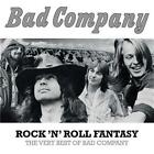 BAD COMPANY Rock 'n' Roll Fantasy The Very Best Of CD BRAND NEW Greatest Hits