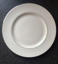 "Vera Wang by Wedgwood, Blanc Sur Blanc, 10.75"" Dinner Plate  ~new~"
