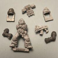 Warhammer Legion Of The Damned Space Marine Metal 40k Figure Citadel