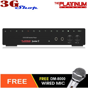 The Platinum Karaoke Junior 2