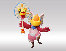 Monster Hunter X Capcom 3'' Kat-Ku Airou Trading Figure NEW