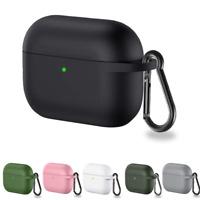 Apple AirPods 3 / AirPods Pro Silikonhülle Case Cover Schutzhülle Silikon Tasche