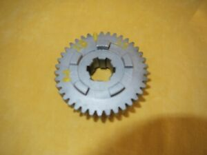 DUCATI SINGLE second gear  38 tooth.  Daytona Mach one 1 GEARBOX PART.