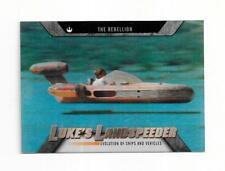 Star Wars Evolution 2016 Evolution of Ships & Vehicles Card EV-16 Landspeeder