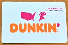 $25 Dunkin' Donuts Gift Card - Delivered electronically