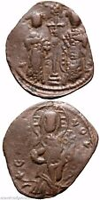 Anonymous Byzantine Coin Ae Follis Constantine X Constantinople 1059-1067 Ad