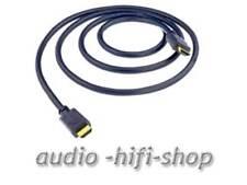 1,5m inakustik Darkblue High Speed HDMI Kabel FULL- HD vergoldete Kontakte NEU