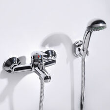 Faucet Monobloc Mixer Wall Mounted Bathroom Taps