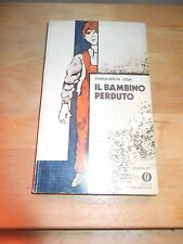 "LASKI ""IL BAMBINO PERDUTO"" MONDADORI 1975"