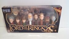 Lord Of The Rings Pez Dispenser 8 Pack Collectors Series