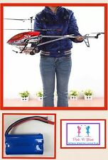"DH 9101 3.5CH Large 29"" Huge Outdoor RC Metal Helicopter **SPARE BATTERY**"