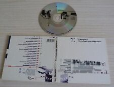 RARE CD ALBUM DIGIPACK ELEMENTS UNCIVILIZED MUSIC COMPILATION 18 TITRES 1999