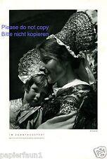 Sonntagsstaat XL Fotoabb. 1930 Mutter Kind Bludenz Vorarlberg Österreich Tracht