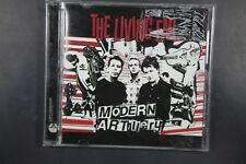 The Living End – Modern Artillery - 14 Track CD - Rock - 2003 (C482)