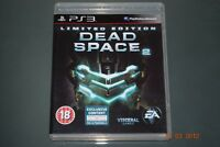 Dead Space 2 Limited Edition PS3 Playstation 3 With Dead Space Extraction