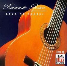 Romantic Guitar: Love Me Tender Michael Chapdelaine Audio CD