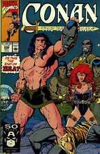 Conan the Barbarian # 248 (guest-starring: Red Sonja) (USA, 1991)