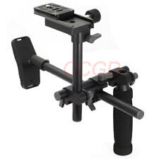 DSLR Rig Shoulder Mount for Canon Sony Nikon Camera Camcorder 7D 60D D90 D7000