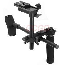 DSLR Rig Shoulder Mount for Canon Sony Nikon Camera Camcorder 7DII 80D D90 D7500