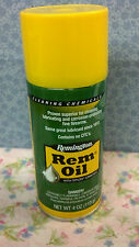 Remington Oil, Lubricant, Cleaning, Lubricating, Corrosion Protection