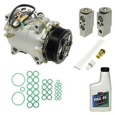 New A/C Compressor Kit With Clutch AC for 04-05 Acura TSX