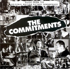 The Commitments 2-sided Promo Flat 12x12