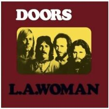 Doors, the - L.A. Woman +2 Bonustracks CD NEU