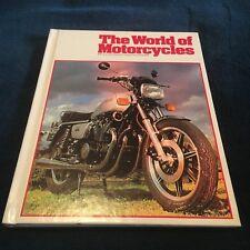 IAN WARD, THE WORLD OF MOTORCYCLES, HISTORY 1950-1979. HARDCOVER. 1979