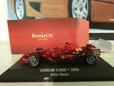 ATLAS EDITIONS - FERRARI F2008 - MASSA - 1/43.SCALE - FERRARI F1 COLLECTION