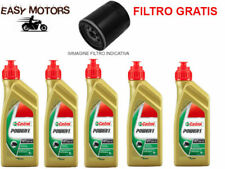 TAGLIANDO OLIO MOTORE + FILTRO OLIO BUELL X1 LIGHTNING 1200 99/02