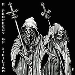 "DESTRUKTOR / THRONEUM - A Prophecy of Nihilism [7"" VINYL EP]"