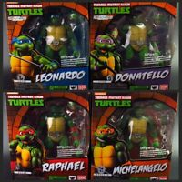 "Anime Teenage Mutant Ninja Turtles 6"" Action PVC Figure TMNT Toy Gift In box"