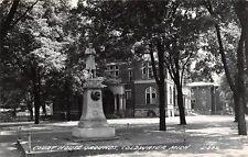 D53/ Coldwater Michigan Mi RPPC Postcard County Court House c40s   2