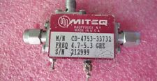 Mobile Cd-4753-33732 4.7-5.3Ghz 20dB Rf bi-directional coupler with detector
