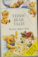 Teddy Bear Tales Music Sound Affects Cassette Audio Book Andrew Sachs FASTPOST
