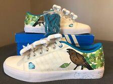 New! Adidas Originals Doley Artist, Jeremy Scott Bones Tribute, Size 13, RARE!