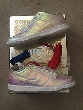 NIKE SB CONCEPTS Dunk Low Grail Silver CNCPTS SPECIAL BOX lobster free trainer