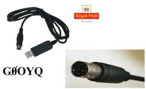 Yaesu CT-62 CAT USB Cable for FT-100/FT-817/FT-857D/FT-897D/FT-100D/FT-818ND