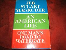 JEB STUART MAGRUDER AN AMERICAN LIFE...HARDCOVER BOOK CLUB EDITION