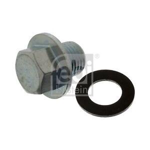 Oil Sump Plug (Fits: Toyota)   Febi Bilstein 30264 - Single