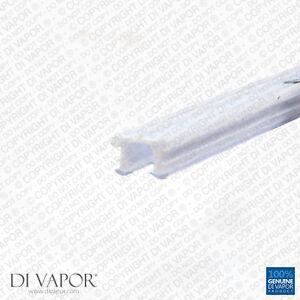 Di Vapor (R) Shower Seal Glass Housing for Alumunium Frame 4-6mm glass Seals