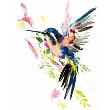 Temporäres Tattoo Kolibri Vogel Design Klebetattoo Körperkunt