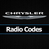 Chrysler Radio Codes Pt Cruiser Grand Voyager Decode Unlock Code All Vehicles