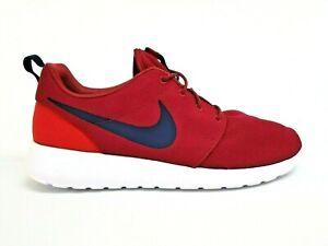 Nike Roshe Red Sneakers for Men for