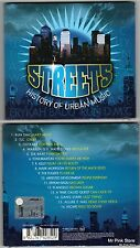 STREETS Story of Urban music ( CD 2005 ) RUN DMC OUTKAST GANG STARR Nuovo