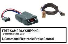 Draw-Tite 5504 Brake Control for Chevrolet /  Silverado (1500 + 2500)